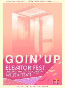 Goin' Up: Elevatorfest