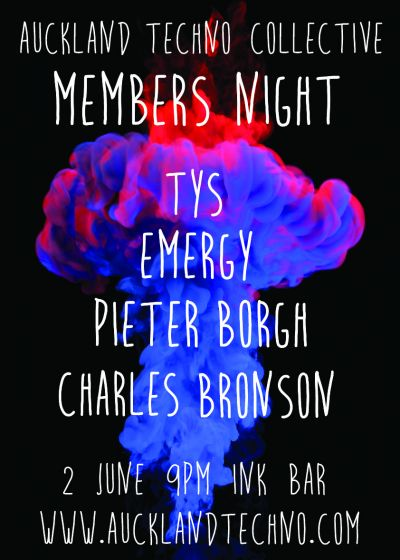 Auckland Techno Collective Members Night