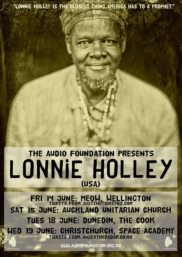 Lonnie Holley (USA) - Dunedin