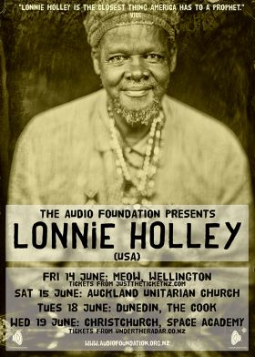 Lonnie Holley (USA) - Christchurch