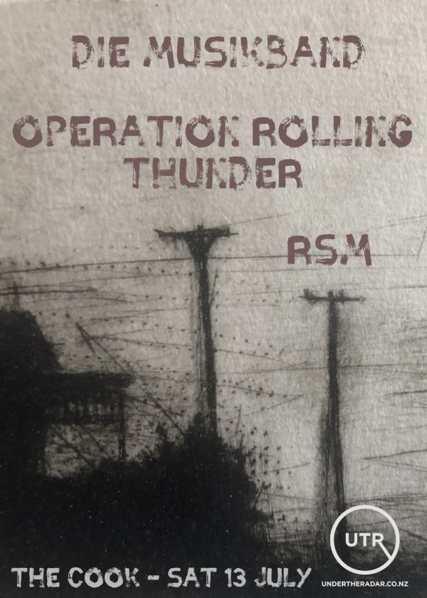 Operation Rolling Thunder with Die Musikband and RSM