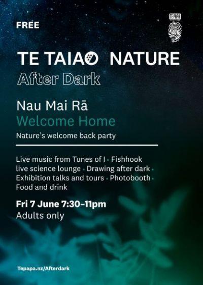 Te Taiao Nature - Leilani Sio, DJ Panda, Tunes of I