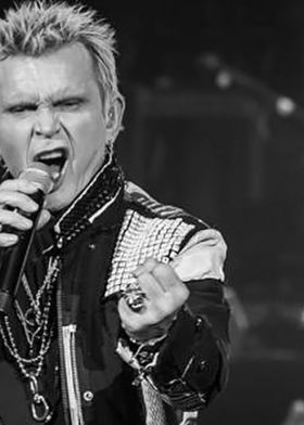 Billy Idol + Smash Mouth To Play New Zealand Summer Concert