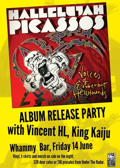 Hallelujah Picassos