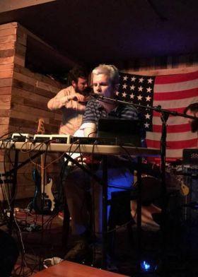 John Davis and The Cicadas (ex-Folk Implosion)