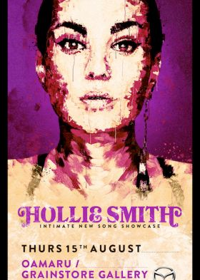 Hollie Smith - Intimate New Song Showcase | South Island - SOLD OUT