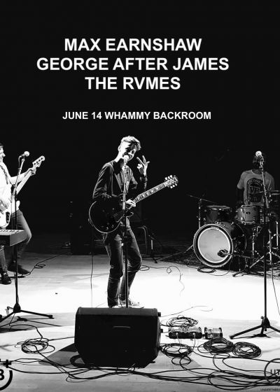 Max Earnshaw - The Rvmes - George After James