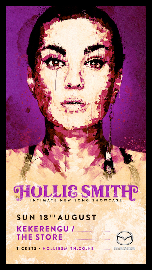 Hollie Smith - Intimate New Song Showcase | South Island
