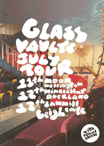 Glass Vaults July Tour w/ A.C. Freazy