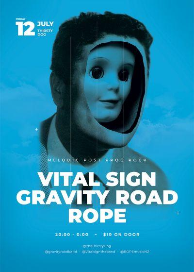 Vital Sign, Gravity Road, Rope