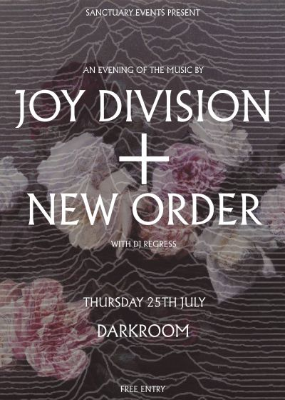 DJ Regress - Joy Division, New Order