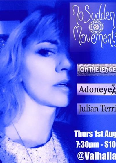 No Sudden Movements - A night of