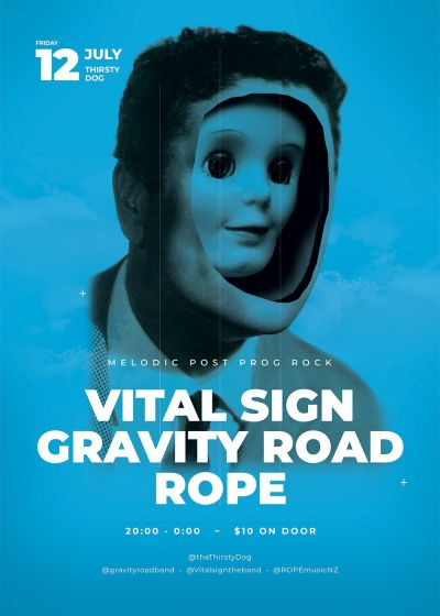 Vital Sign, Gravity Road, Rope