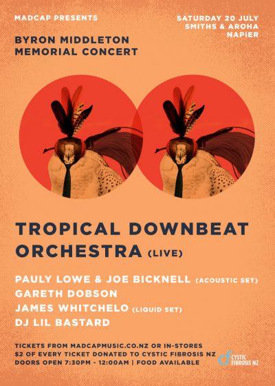 Tropical Downbeat Orchestra, Paul Lowe & Joe Bicknell + More