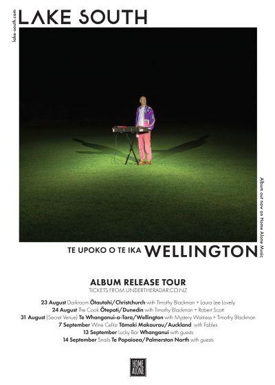 Lake South - Album Release Tour