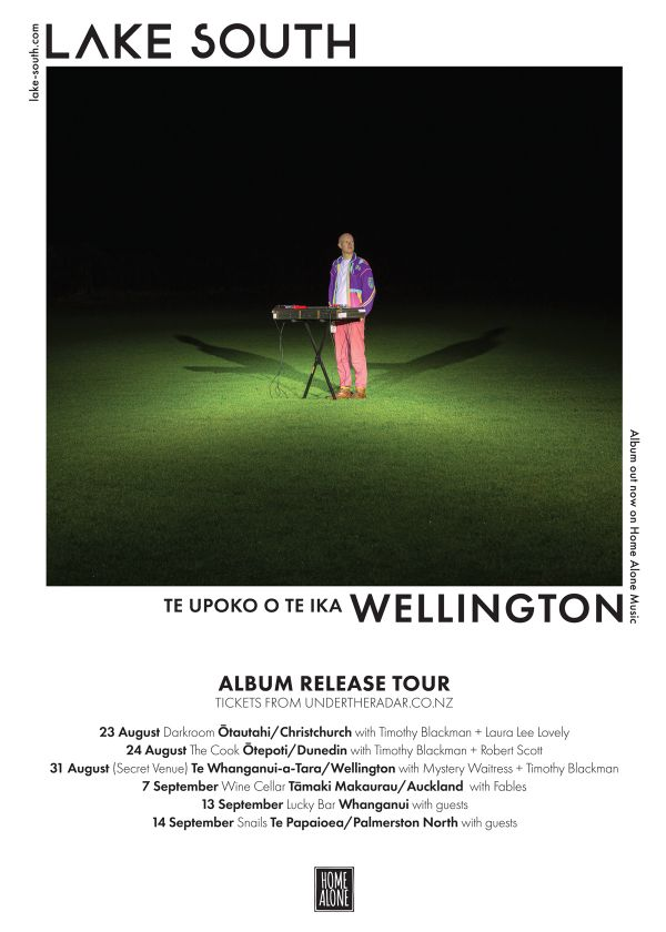 Lake South - Album Release Tour
