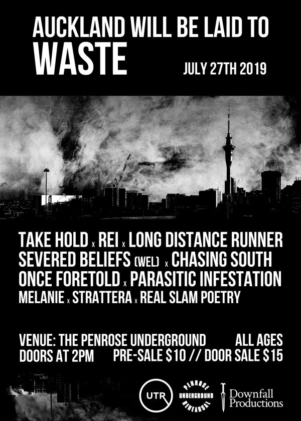 Auckland Will Be Laid To Waste