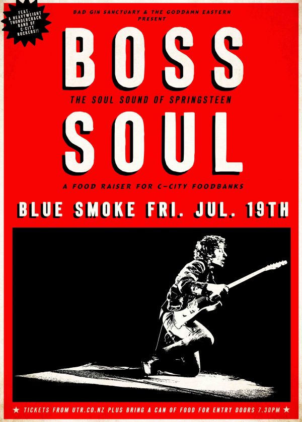 Boss Soul - A Tribute To Bruce Springsteen