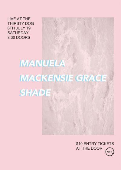 Manuela // Mackensie Grace // Shade