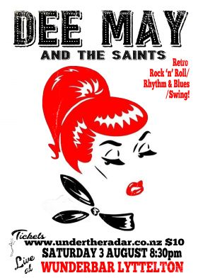 Dee May And The Saints