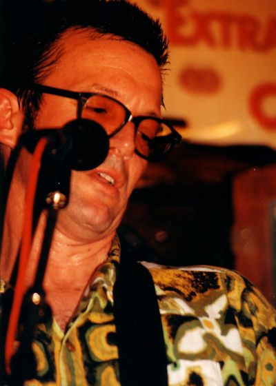 Otis Mace Live