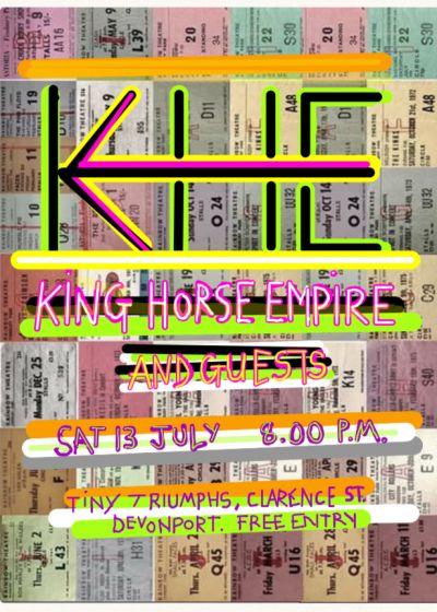King Horse Empire and Friends