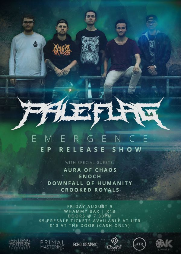 Pale Flag Emergence Ep Release Show