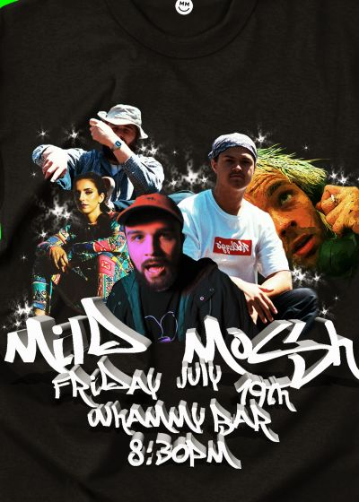Mild Mosh 3: Shiraz and LSJ, Chaii, Dharmarat and Bobandii