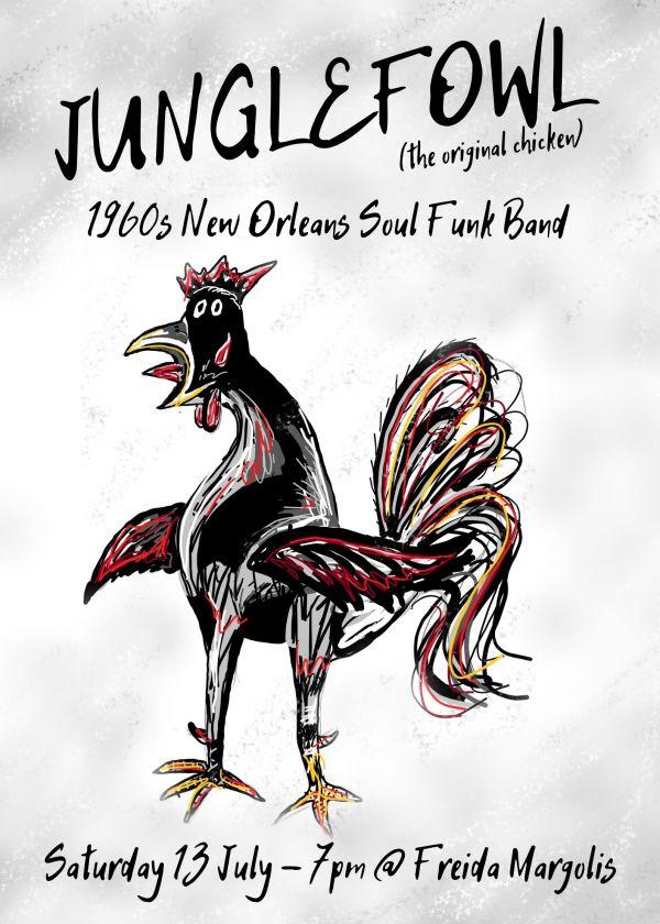 Junglefowl (The Original Chicken)
