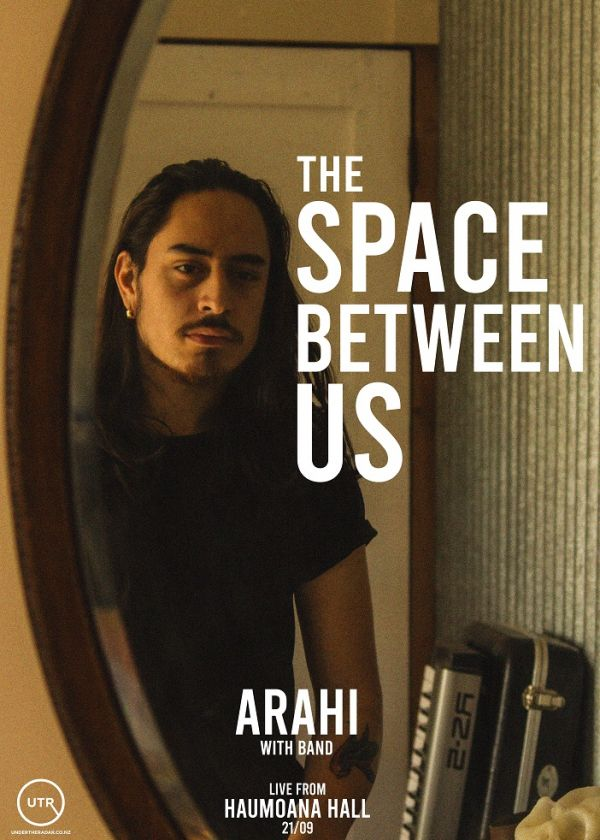 Arahi - The Space Between Us