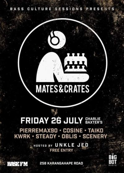 Bass Culture Sessions X Mates And Crates