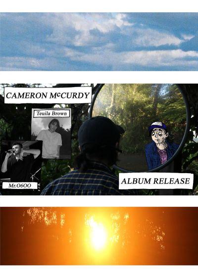 Cameron McCurdy Sapathy Album Release