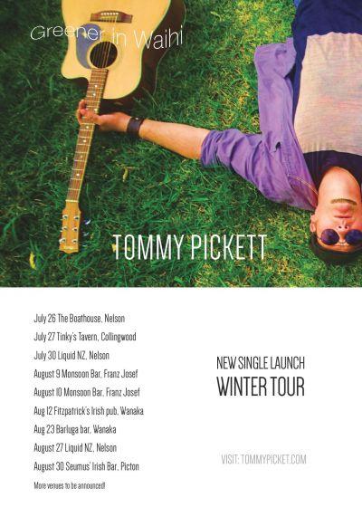 Tommy Pickett