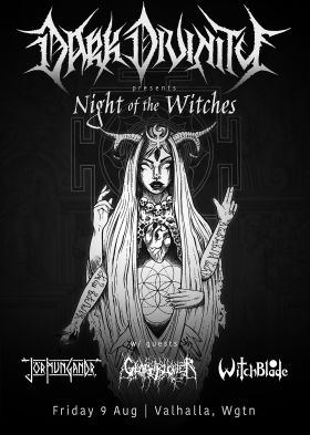 Dark Divinity Presents Night Of The Witches