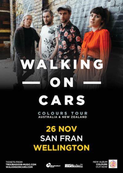 Walking On Cars (ire)