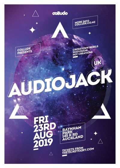 Collude: Audiojack (UK)