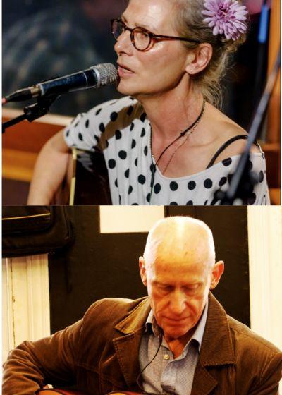 Donna Dean and Rod Mackinnon