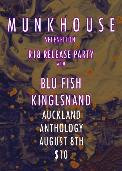 Munkhouse Selenelion Album Release Party