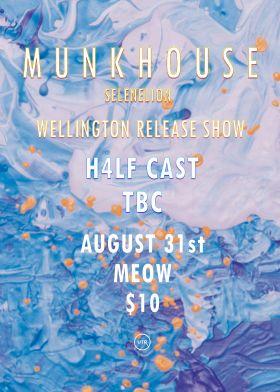 Munkhouse Selenelion Album Release Tour