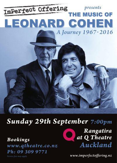 The Music Of Leonard Cohen