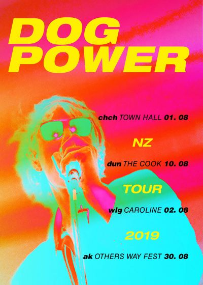 Dog Power Live In Wellington