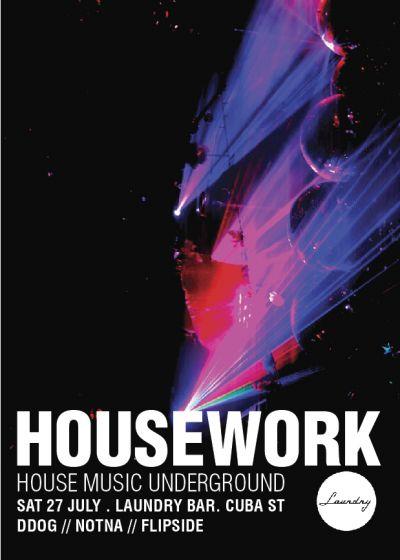 Housework : House Music Underground