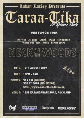 Taraa - Tika Ep Release Party