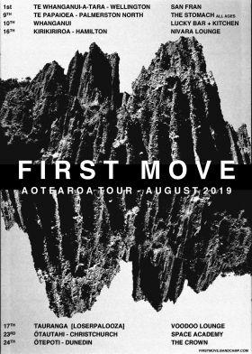First Move Aotearoa Tour