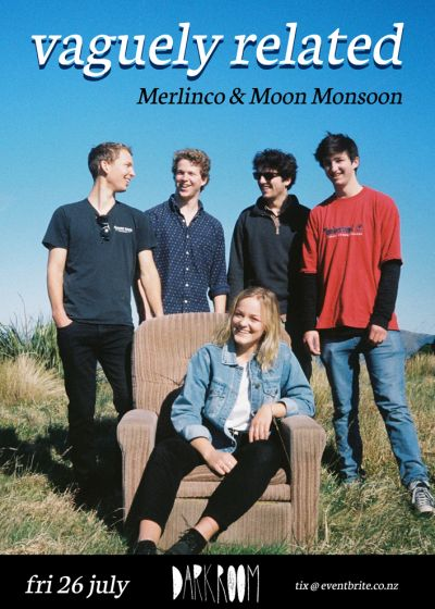 Vaguely Related, Merlinco And Moon Monsoon