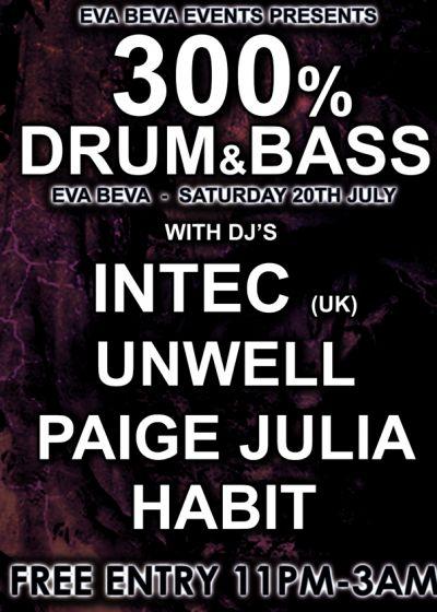 Intec (UK), Unwell, Paige Julia,