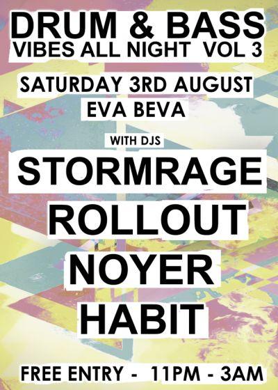 Stormrage, Rollout, Habit, Noyer