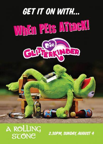 When Pets Attack! Die Glitterkinder