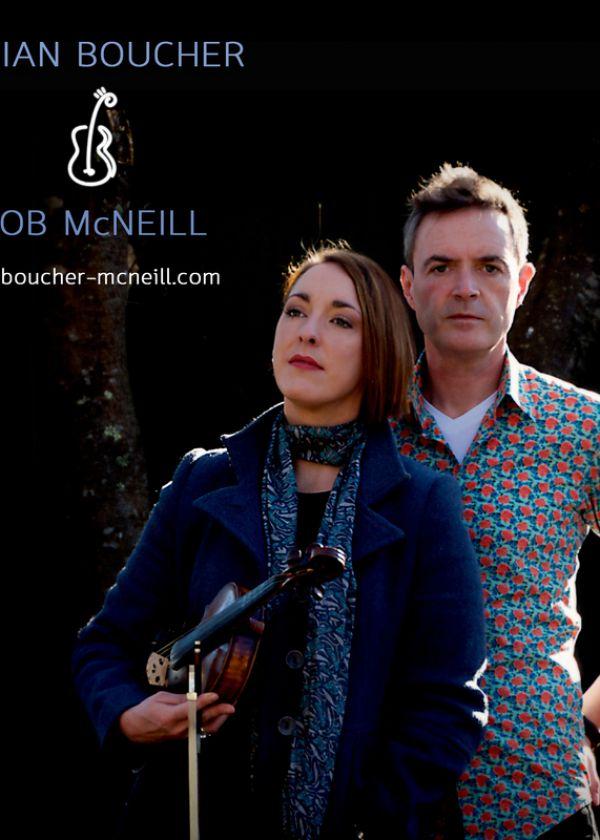 Gillian Boucher, Bob Mcneill