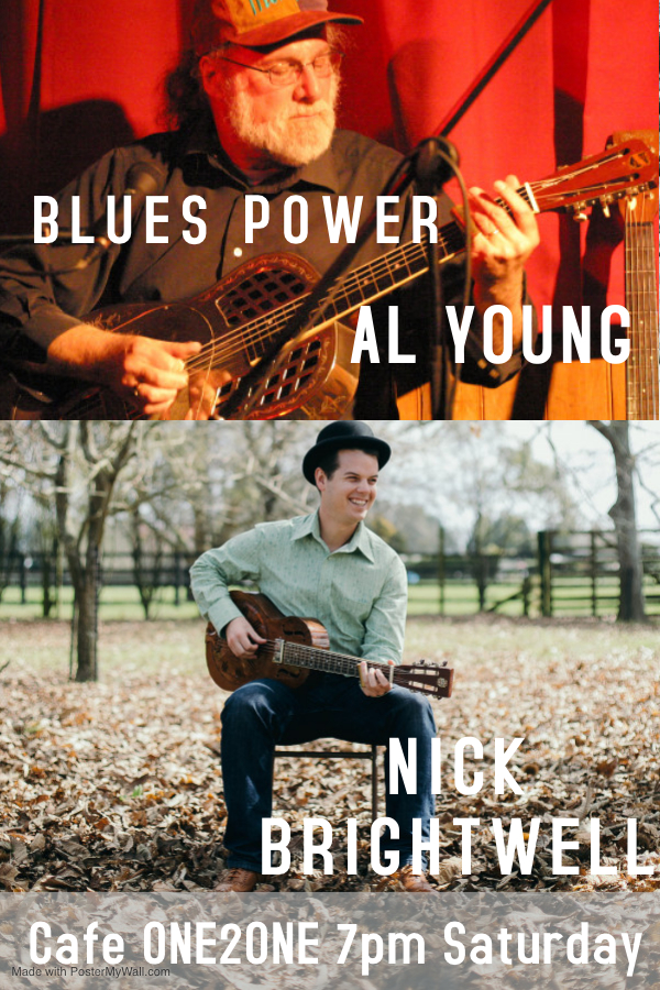 Al Young, Nick Brightwell